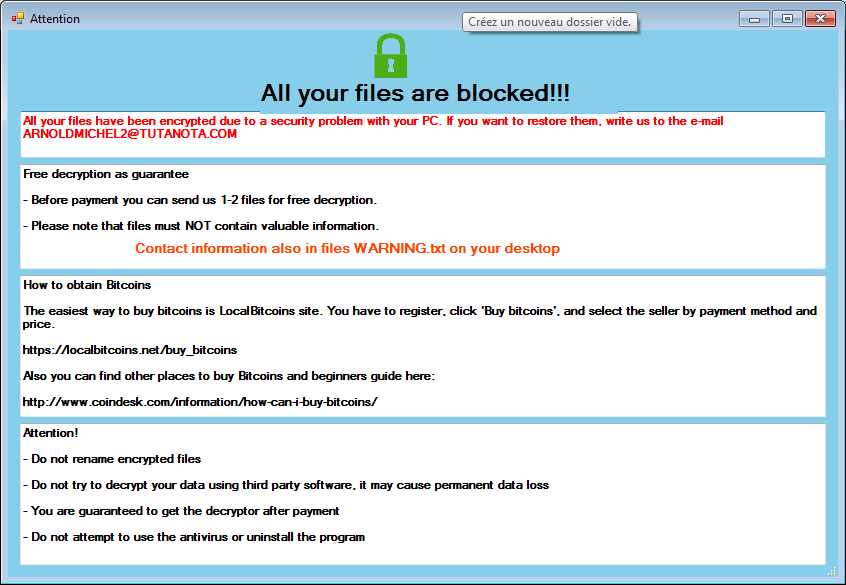 come rimuovere bitcoin ransomware