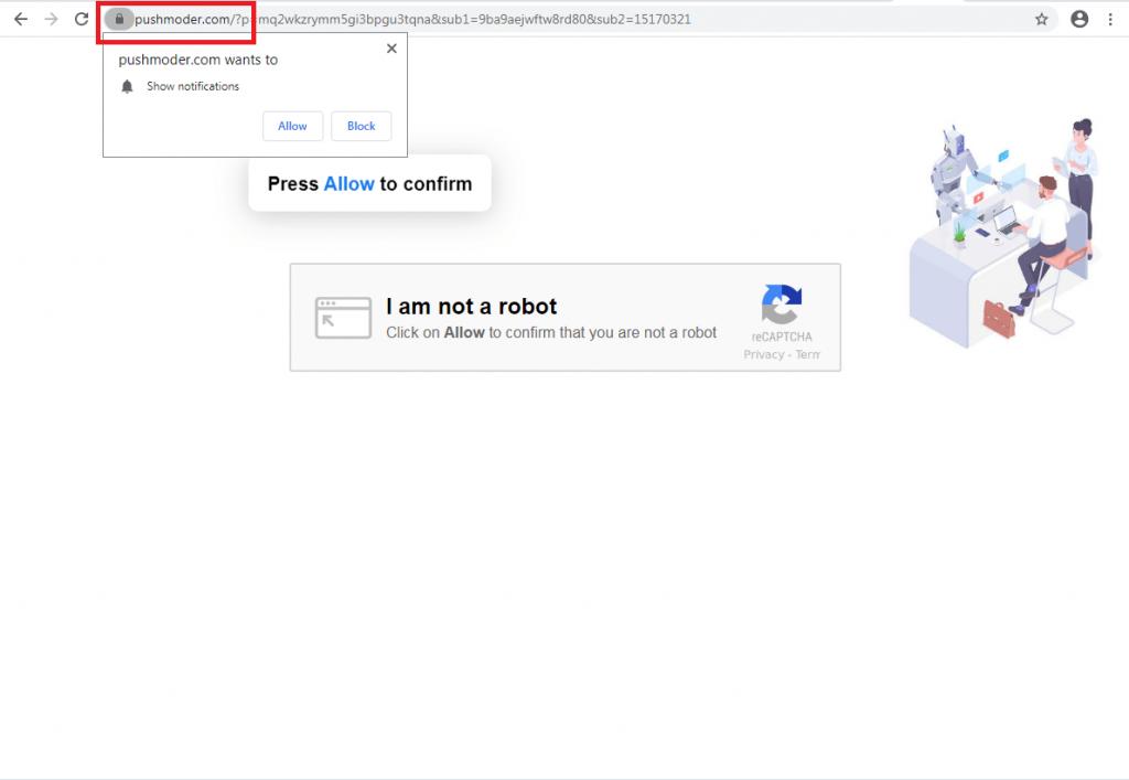 pushmoder.com