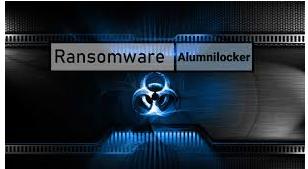 AlumniLocker ransomware