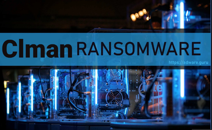 Clman ransomware