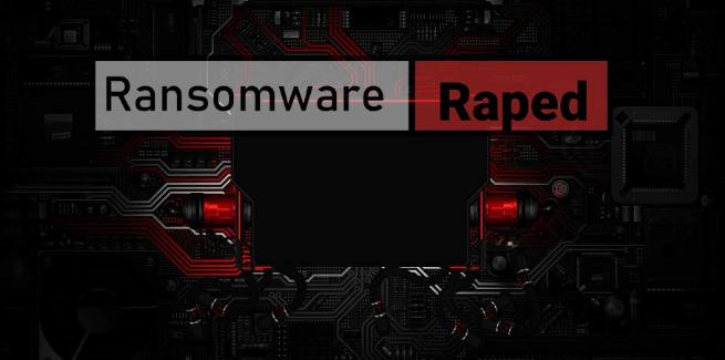 Raped ransomware