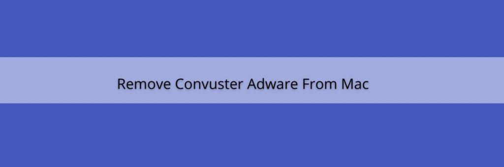 Convuster