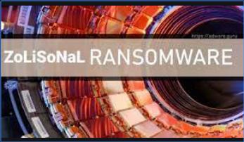 ZoLiSoNaL Ransomware