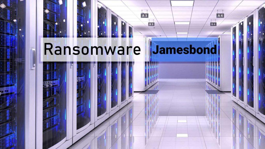 JamesBond ransomware