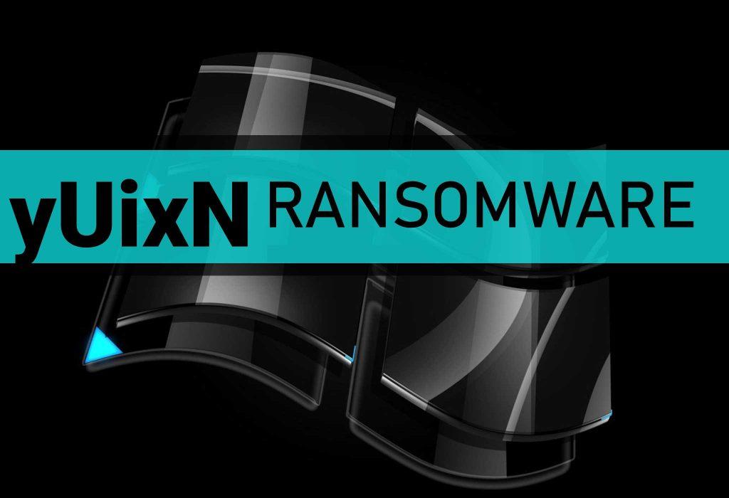 yUixN ransomware